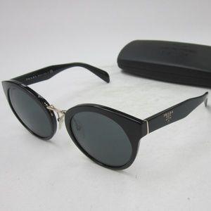 b1424dee183 Prada SPR05T 1AB-1A1 Women Sunglasses Italy OLN487